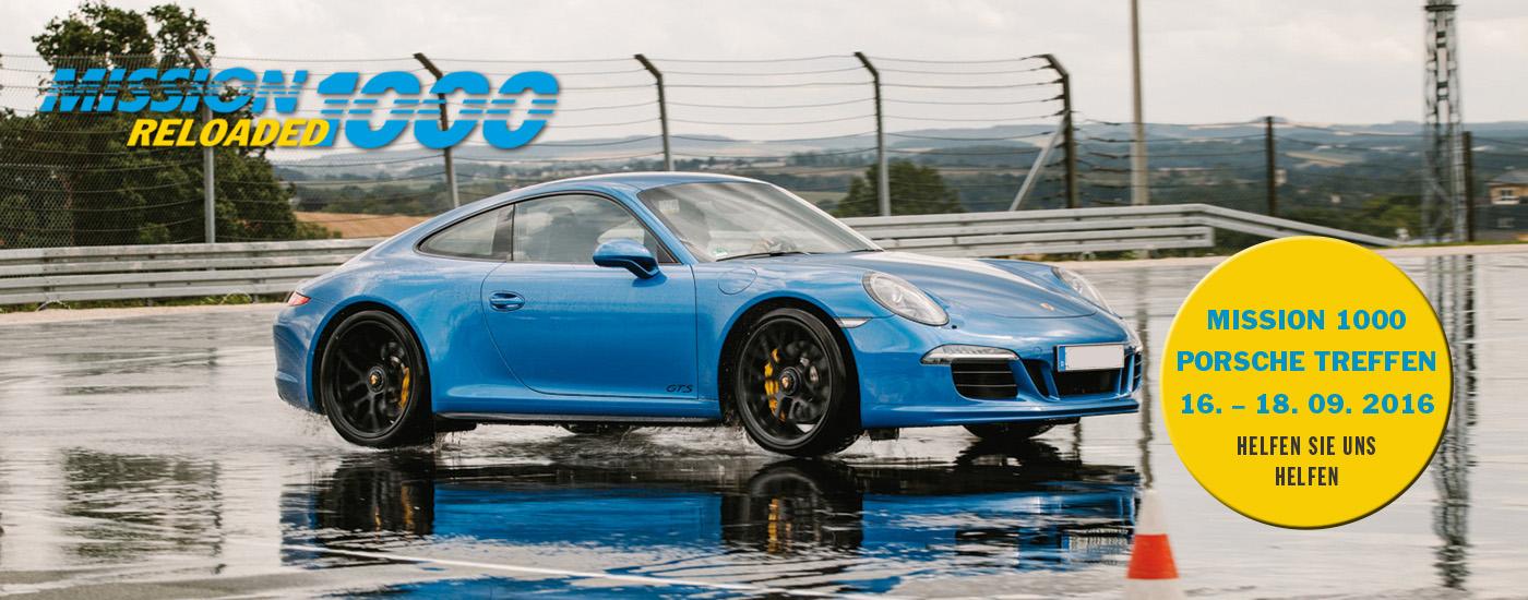 Porsche_blau_Start_Mission1000