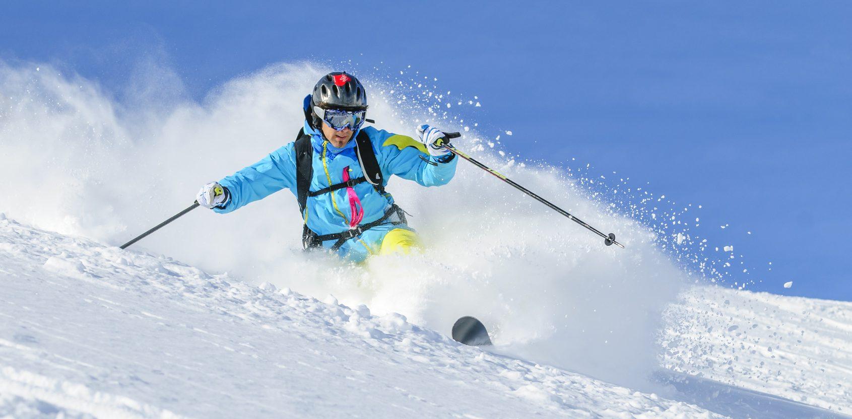 Genießen Sie mit uns ein außergewöhnliches Skiwochenende in den Tannheimer Bergen.